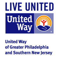 United Way of Greater Philadelphia and Southern New Jersey logo